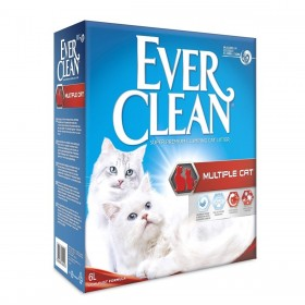 Ever Clean Multiple Cat Kedi Kumu 10 Lt